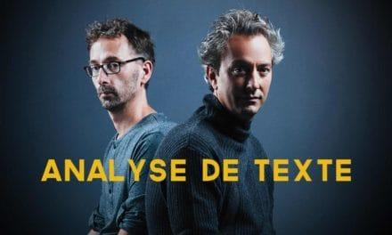 Analyse de texte : Volo – C'est pas tout ça